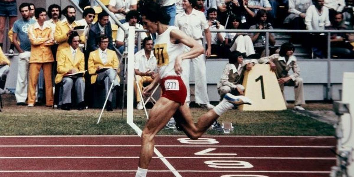 Polish sprinter Irena Szewinska competes in the women\u0026#39;s ...