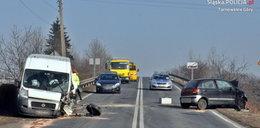 Śmierć na drodze - dramatyczne zdjęcia