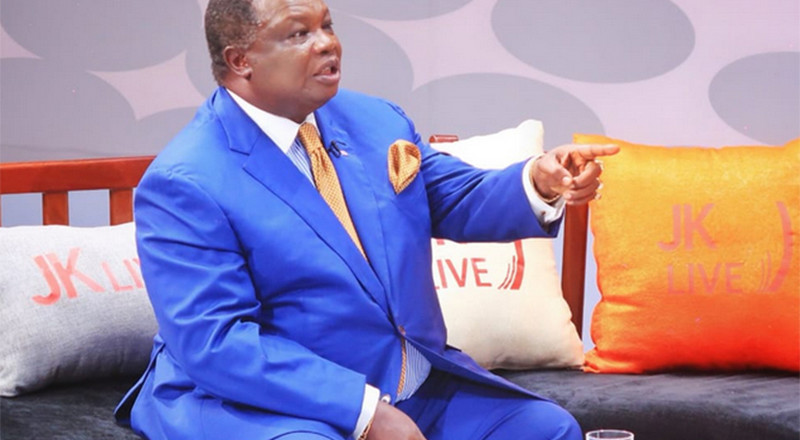 If you want to know who is illiterate it is him- Atwoli blasts lawyer Ahmednasir