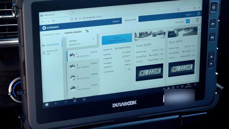 e-TOLL: Kary od 500 do 1500 zł i nowe radiowozy do kontroli opłaty drogowej