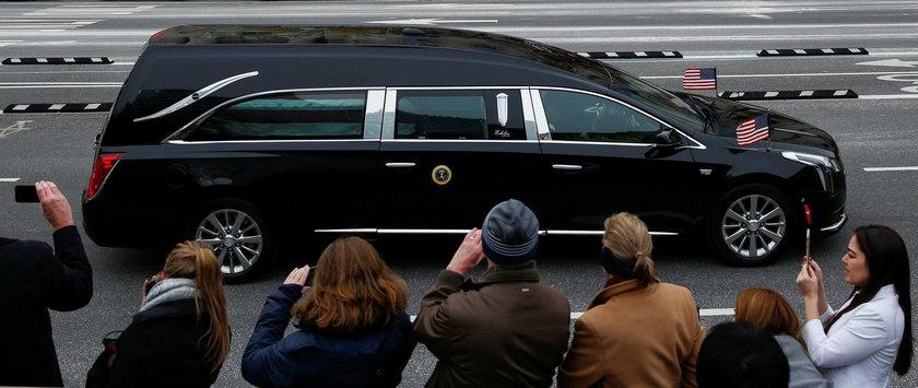 Pogrzeb prezydenta George H. W. Busha