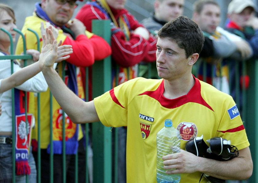 Robert Lewandowski 21 sierpnia skończył 33 lata