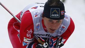 """Bjoergen z pierwszym olimpijskim """"złotem"""""""