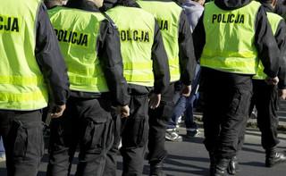 Atak na biura posłów PiS. Policja zebrała materiał