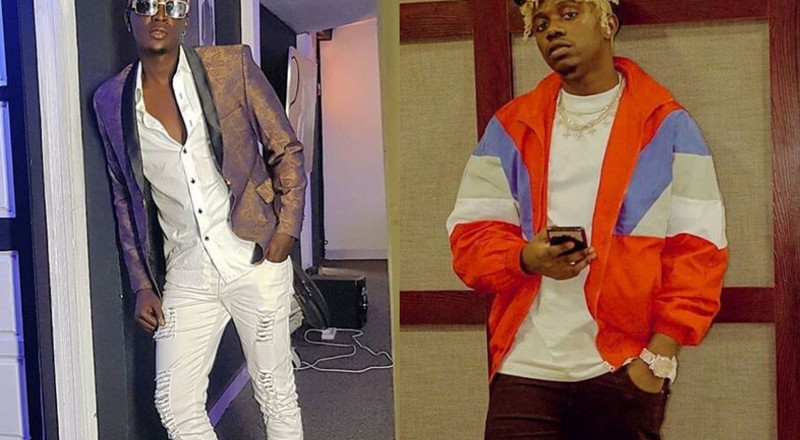 Willy Paul quashes beef with Rayvanny