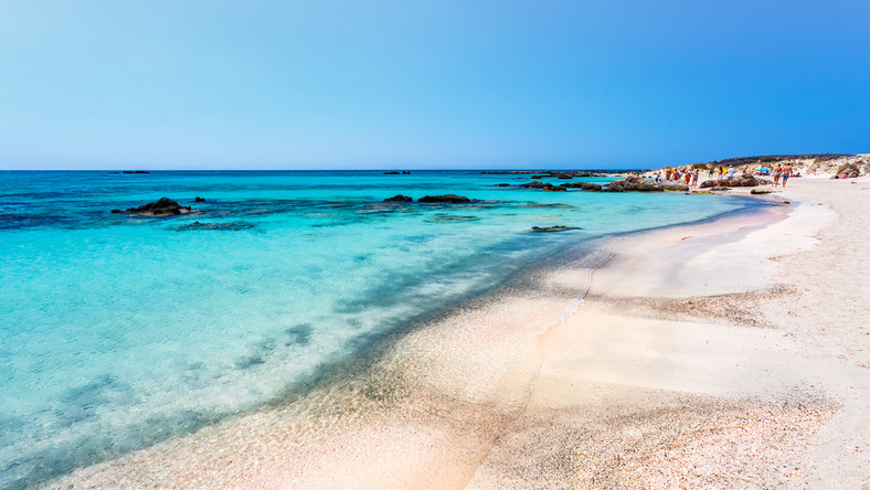 Elafonissi, Grecja