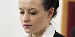 Tak wyglądała Waśniewska podczas ogłoszenia wyroku