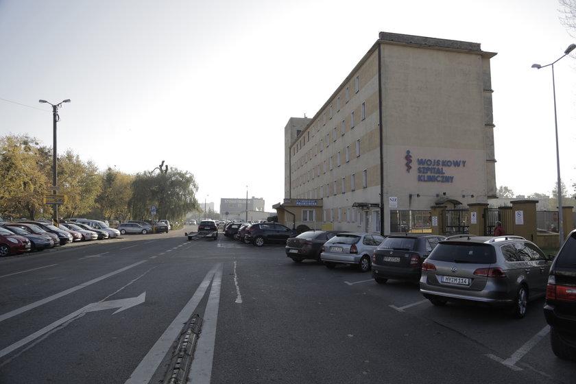 Szpital Wojskowy z Polikliniką przy ul. Weigla we Wrocławiu