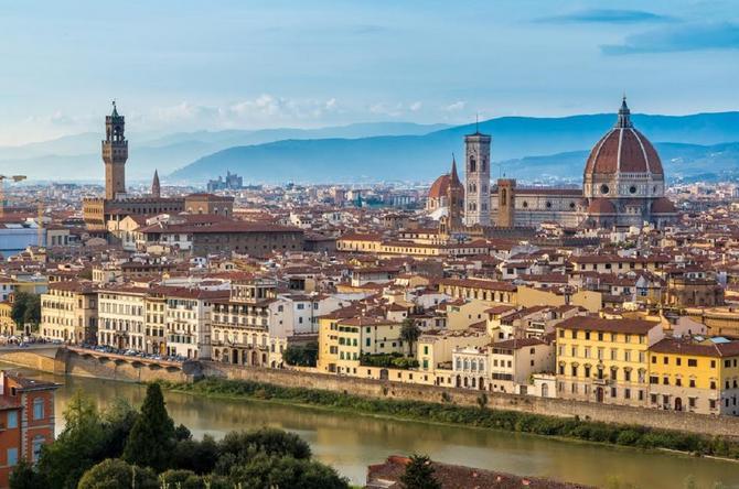 Čarobna Firenca