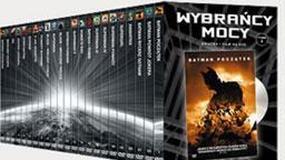 """""""Wybrańcy mocy"""", czyli Batman, Superman, Kobieta Kot i 300 w nowej kolekcji DVD"""