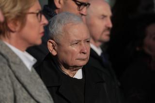 Kaczyński zapowiedział rezygnację ze stanowiska w rządzie
