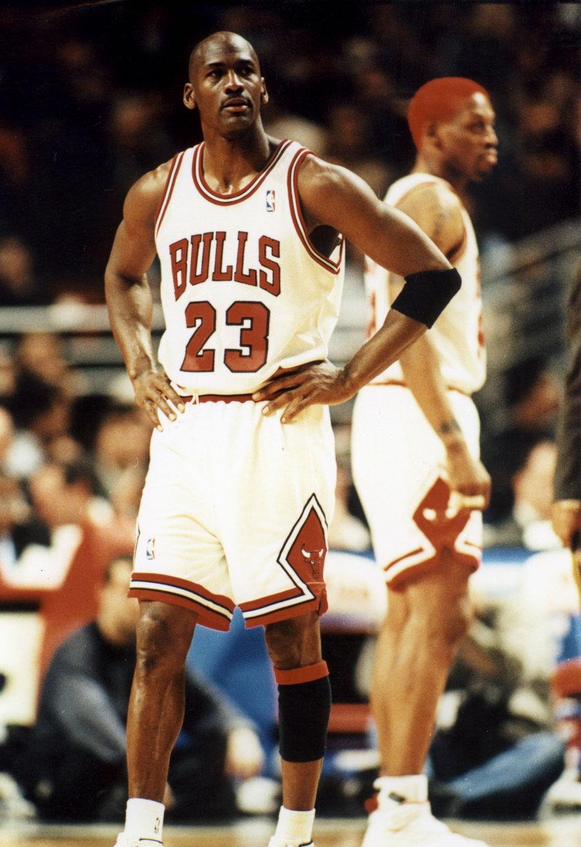 Michael Jordan w akcji pomocy dzieciom!