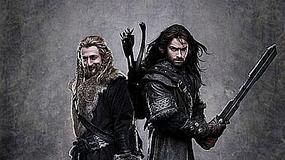 """Zobacz krasnoludy z """"Hobbita"""""""