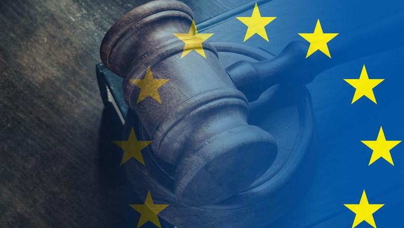 Sądy, UE