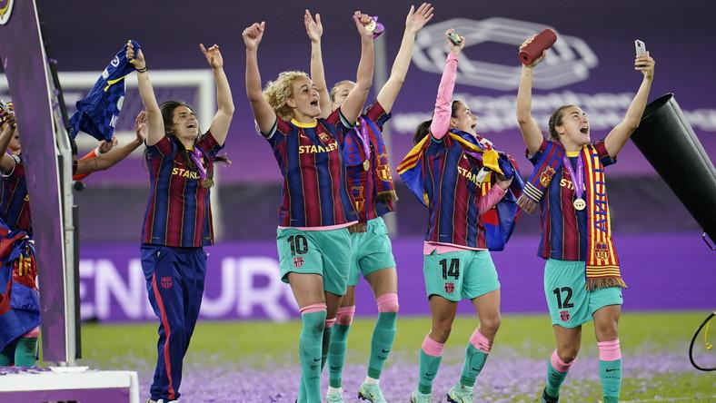 Piłkarki Barcelony