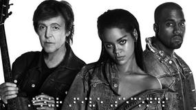 "HaJP: tekst piosenki Rihanna feat. Kanye West & Paul McCartney - ""FourFiveSeconds"""