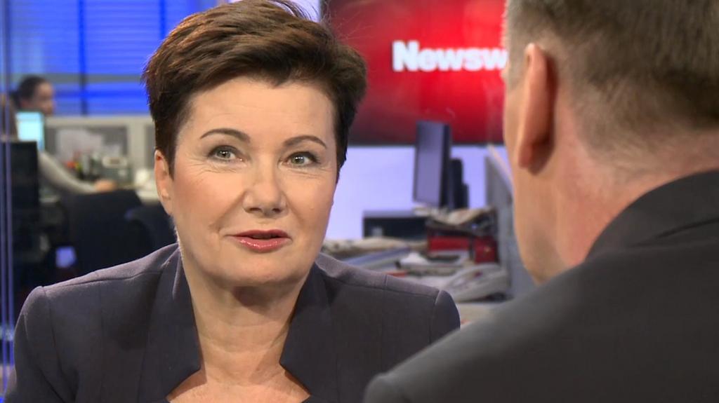 Tomasz Lis.: Hanna Gronkiewicz-Waltz, Jerzy Stępień