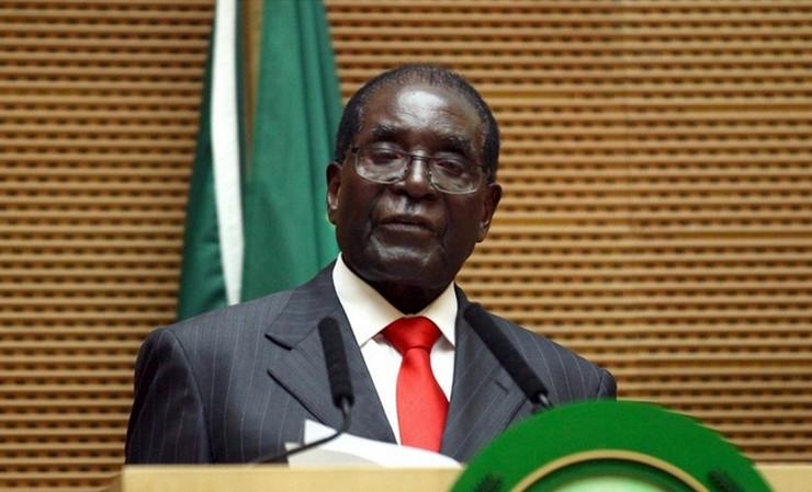 Robert Mugabe Reuters