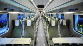 Pociągi stają się coraz popularniejsze