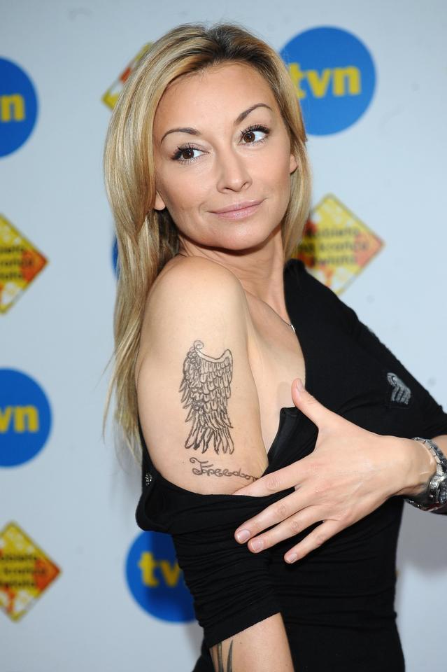 Co Znaczą Tatuaże Martyny Wojciechowskiej