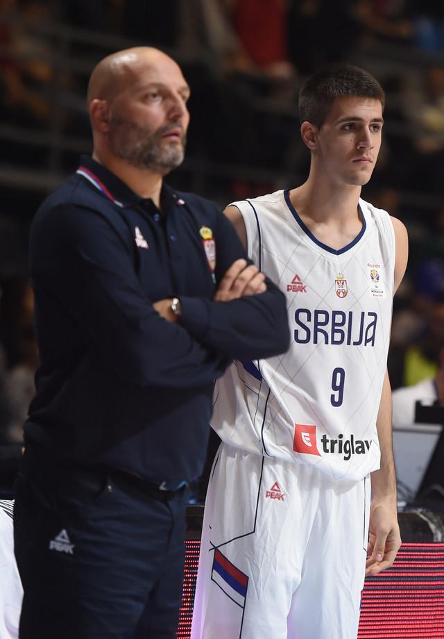 Aleksandar Đorđević i Vanja Marinković