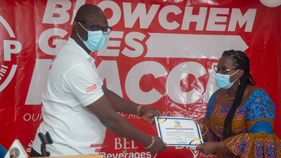 Blowchem secures HACCP quality certification
