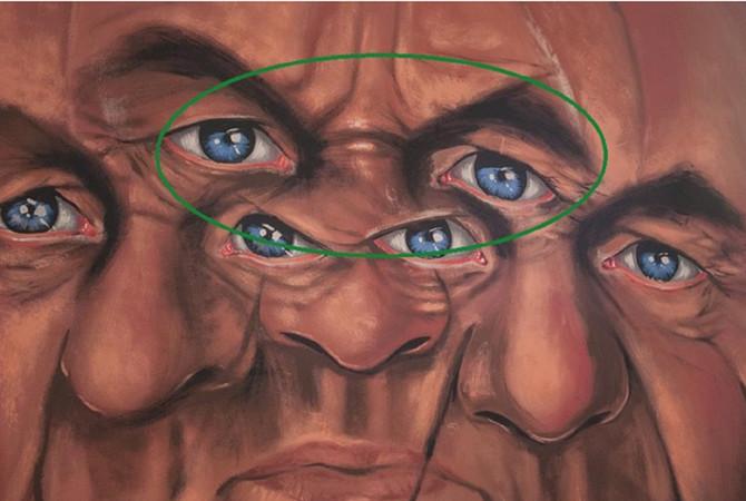 Lice u zelenom krugu