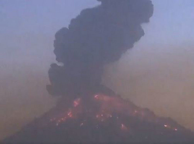 Popokatepetl screenshot1