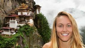 Ma tylko 27 lat, a odwiedziła już prawie wszystkie państwa świata. Skąd wzięła na to pieniądze?
