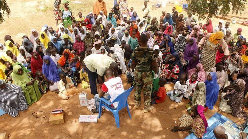 Image result for internally displaced persons in nigeria