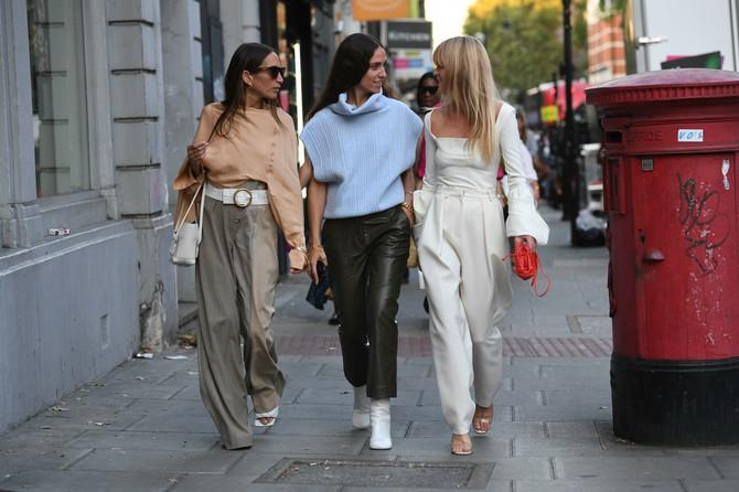 Trendovi koji su se iskristalisali na ulicama Londona