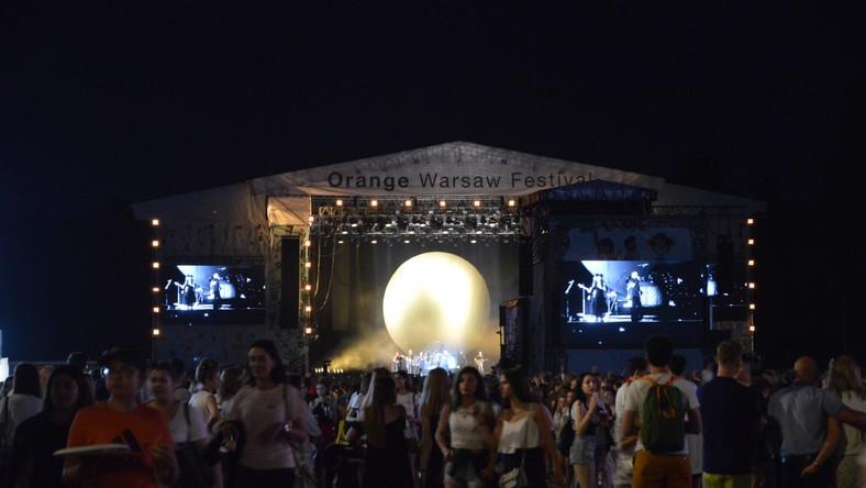 Orange Warsaw Festival. 1 czerwca 2018