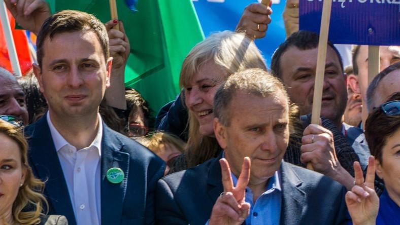 Władysław Kosiniak-Kamysz i Grzegorz Schetyna