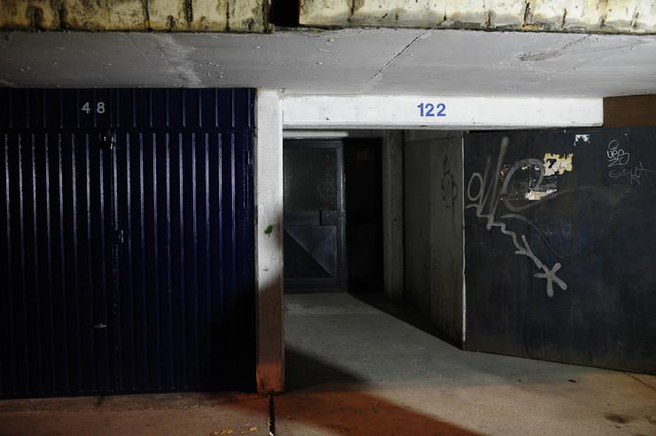 Garaža na Novom Beogradu