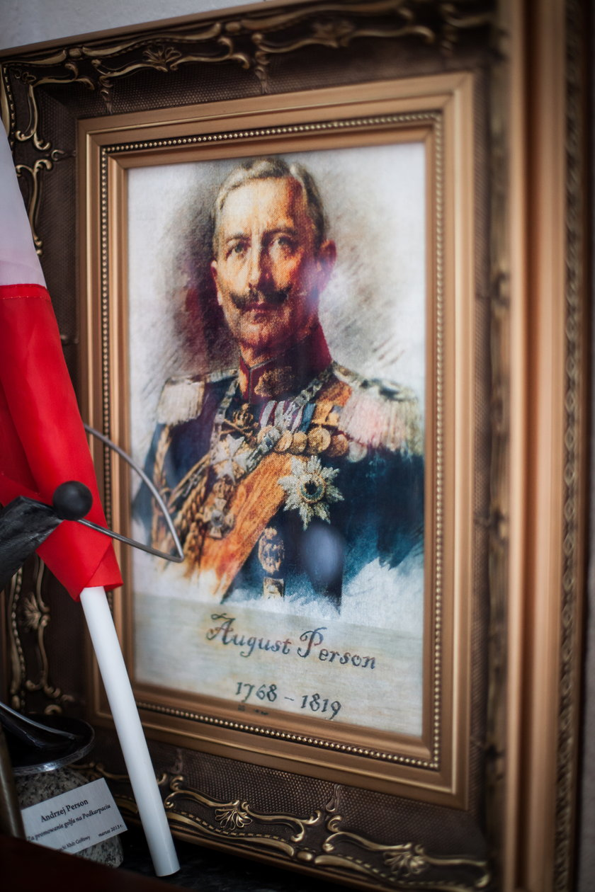 Mieszkanie Andrzeja Persona