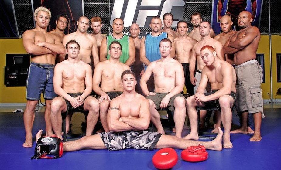 Historyczny szlak MMA #16 – O pierwszym sezonie kultowego programu The Ultimate Fighter