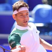 CRNA SERIJA! Trudio se, mučio se, borio se, ali... Filip Krajinović nije uspeo da prebrodi prvo kolo mastersa u Rimu!