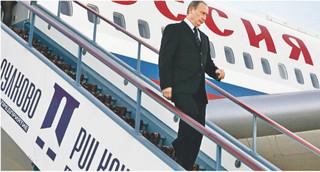 Biznes po rosyjsku: Aerofłot ma się przesiąść na rosyjskie samoloty. To decyzja Putina