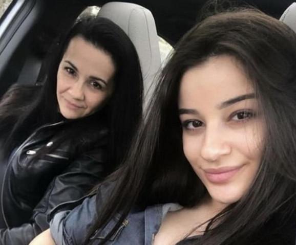 Marina Gagić i majka Aleksandra