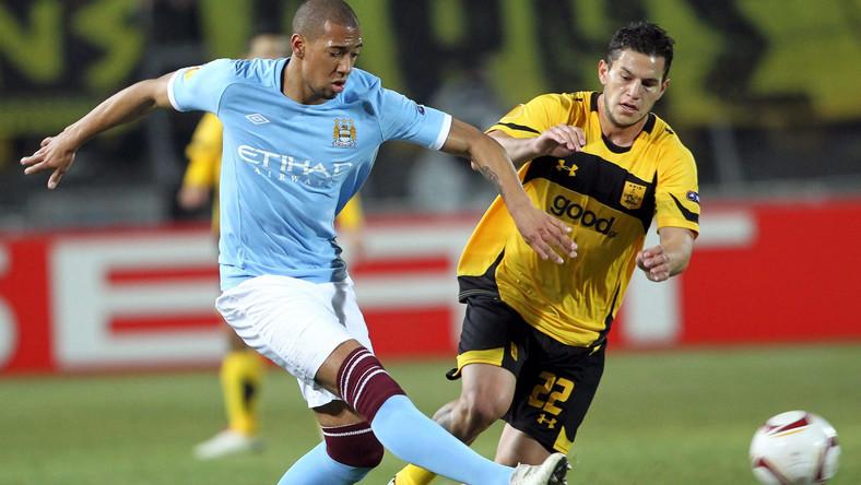 Manchester City zremisował w Salonikach