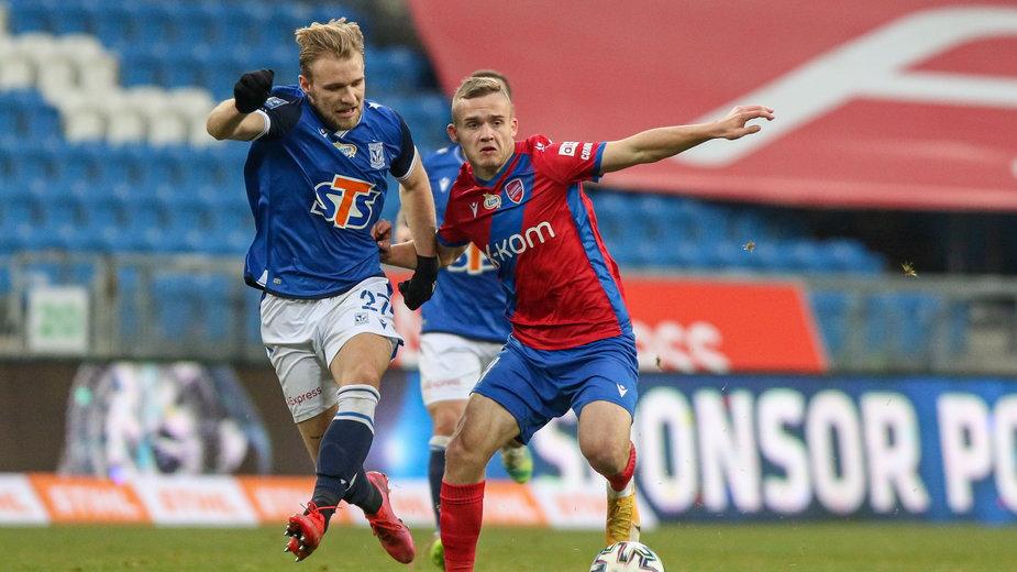 Daniel Szelągowski w meczu z Lechem (3:3) zdobył wyrównującą bramkę po szarży godnej największych piłkarskich gwiazd.