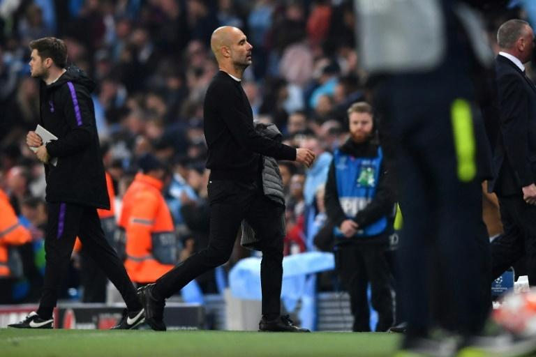 Pep Guardiola walks away as Manchester City's quadruple dreams were shattered