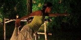 Tak Edyta Górniak ćwiczy jogę