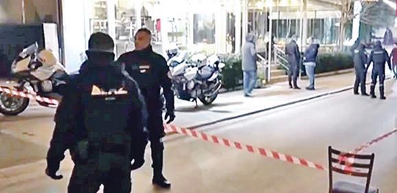 Igor Dedović i Stevan Stamatović ubijeni su u restoranu u Atini