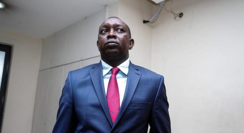 Oscar Sudi says DP Ruto's problems are caused by Nancy Gitau, President Uhuru Kenyatta's political strategist