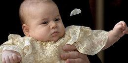 Chrzciny dziecka Kate i Williama. ZDJĘCIA