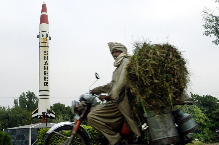 pakistan nuklearno oružje