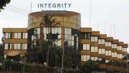 EACC Headquarters in Nairobi