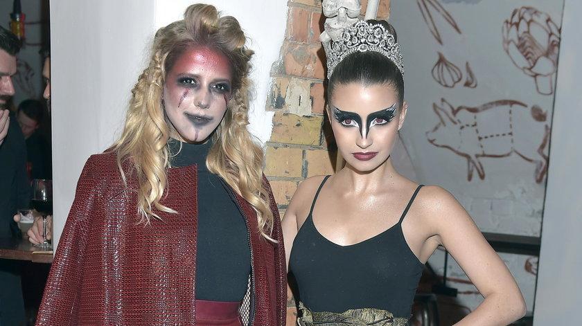 Julia Wieniawa i Jessica Mercedes