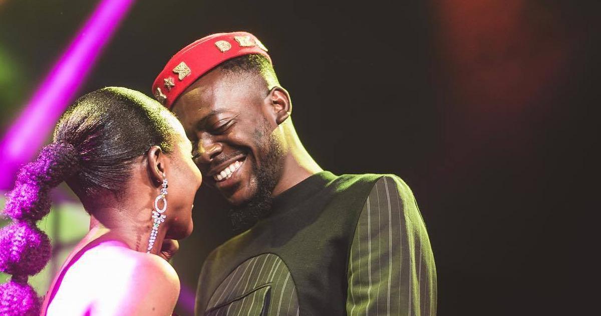 Simi Promises To Lick And Twerk For Adekunle Gold As She